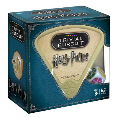 World of Harry Potter Trivial Pursuit Board Game NEW