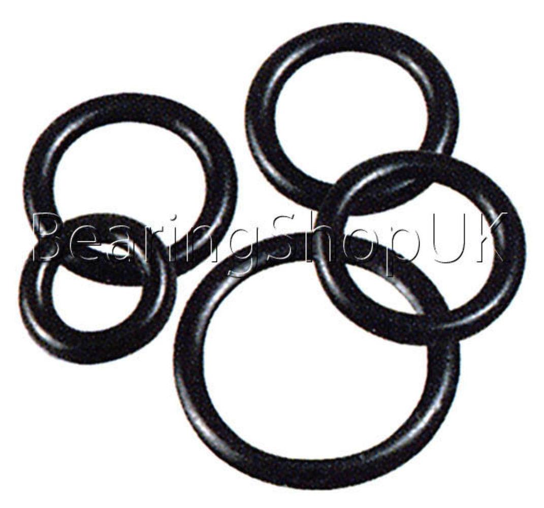 52 x 1 mm NITRILE 70 o'ring o'ring 70 (1000x) 587b17