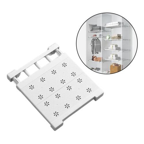 Details about  /Closet Divider Rack Lagerregal Kleiderschrank Raumtrennwand für Küche