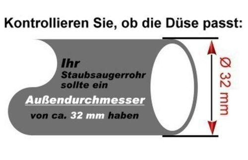 Bodendüse umschaltbare Staubsaugerdüse Ersatz für AEG VAMPYR 5036,0,PLUS,1905.0