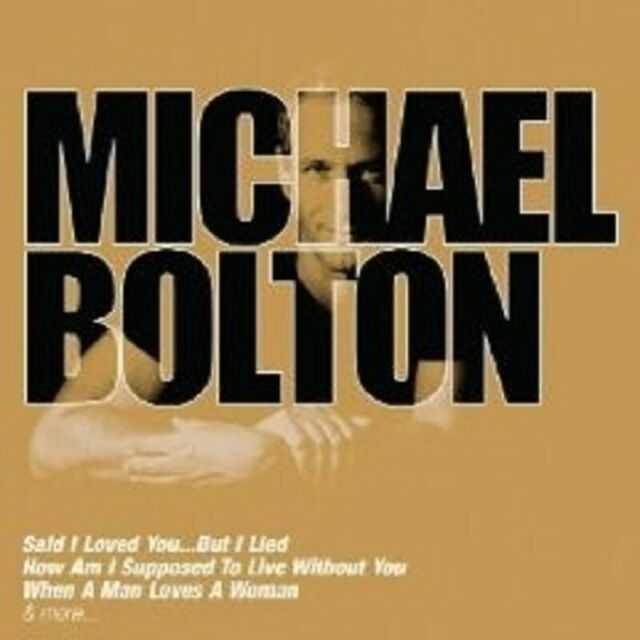 """MICHAEL BOLTON """"COLLECTIONS"""" CD BEST OF NEW"""