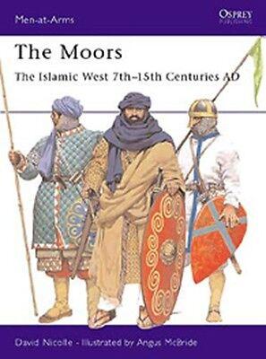 LiebenswüRdig Osprey Maa 348 Modellbau The Moors The Islamic West 7th–15th Neu SchöNer Auftritt