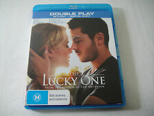 The Lucky One (2012) - Blu-Ray Region Free | Like-New | Zac Efron