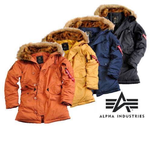 Alpha Industries Explorer Frauen Damen Jacke Parka Jacken Bomberjacke Mantel Neu