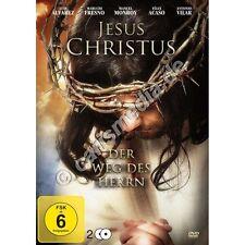 DVD: JESUS CHRISTUS - DER WEG DES HERN - Die komplette TV-Serie - 15 Teile *NEU*