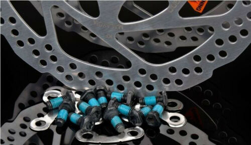 Bicycle Disc Brake Rotor 160mm For MTB Mountain Bike 6 Bolts Front Rear Caliper
