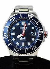 "Seiko PADI Solar Dive Watch SNE435 200M Special Edition 7"""