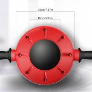 360-Degrees-Exercise-Wheel-Abdominal-Gym-Fitness-Body-Strength-Training-Roller