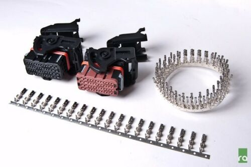 Radium T4E ECU Connector and pins for 2006 Lotus 2ZZ-GE 17-0012