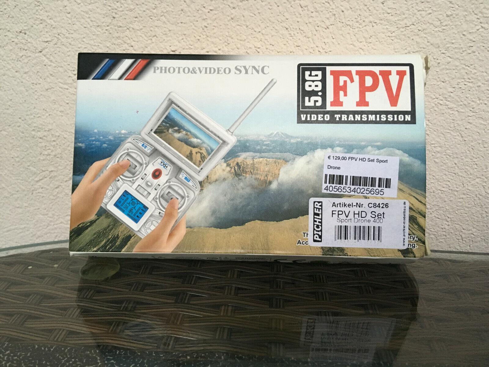 4Fpv HD Set von  Pichler  servizio premuroso