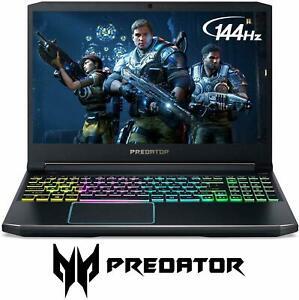 Acer Predator Helios 300 15.6'' 144Hz FHD Laptop i7-9750H 16GB 512GB GTX 1660 Ti