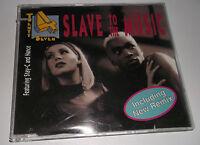 "Single CD Twenty 4 For Seven - ""Slave To The Music"" 5 Re Mixes Versionen 90er"