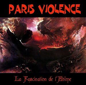 PARIS-VIOLENCE-La-fascination-de-l-039-abime-CD-ltd-500-Nietzsche-oi-combat-84-skin