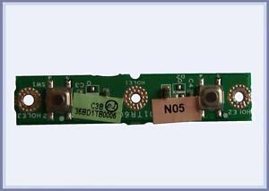 New-Toshiba-Satellite-P100-Touchpad-Button-Board-A000005150