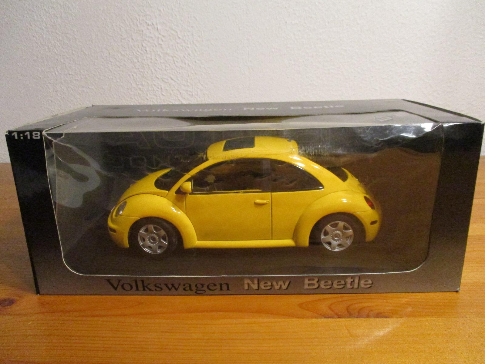 ( GOR ) 1 18 AUTOart VW NEW Beetle NEU OVP