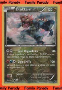 Drakkarmin-REVERSE-120pv-83-114-XY-Offensive-Vapeur-Carte-Pokemon-Rare-neuve-FR