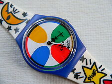 1993 Swatch Watch Space People GN134