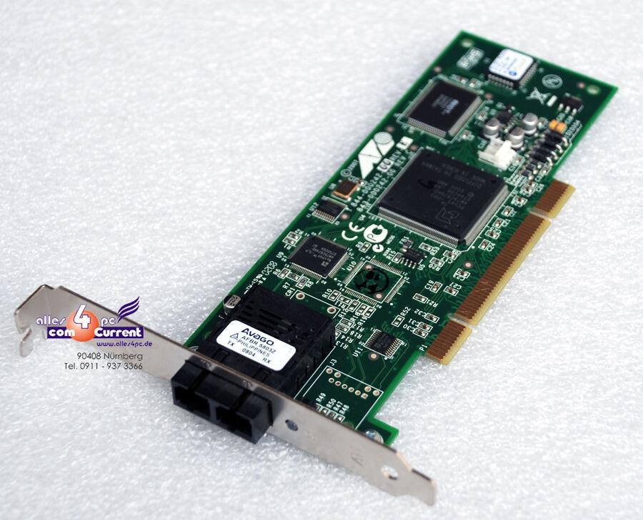 Allied Telesis AT-2701FX 2 Port Network Card FC Fibre Channel PCI #B184