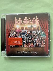 Def Leppard Songs From The Sparkle Lounge Cd