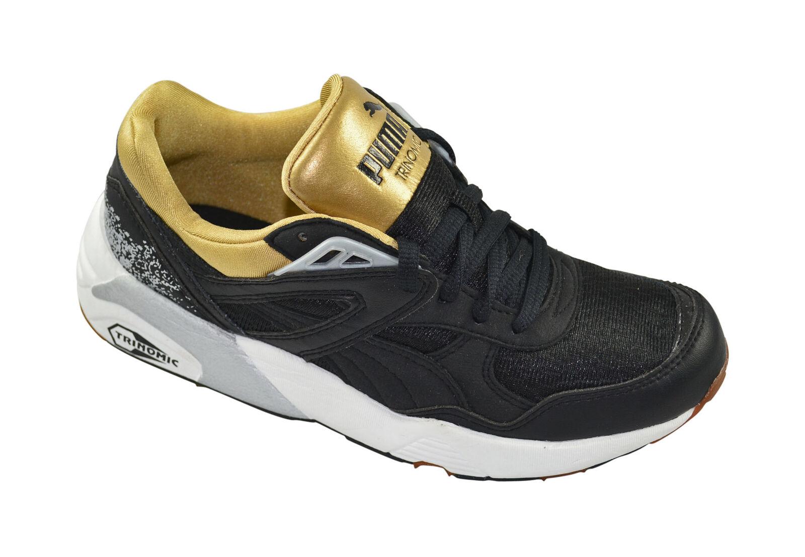 Puma trinomic r698 Sport wn 's negro zapatos de de de deporte cortos 357331 05 091395