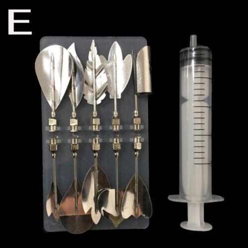 10Pc//set Jello Tools Needles Art Jelly 3D Gelatin Cake Gracilaria Mold Decor