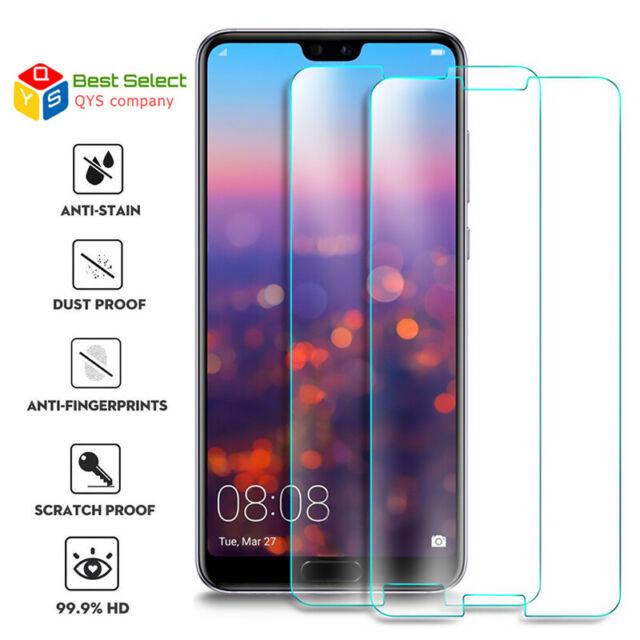 2X Tempered Glass Screen Protector For Samsung Galaxy A20S A30 A50 A70 A20E A40