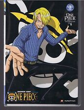 One Piece: Collection 6 (DVD, 2012, 4-Disc Set)