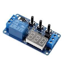 DC 12V LED Display Digital Delay Timer Control Switch Module PLC Automation P1Q5