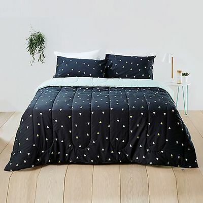 NEW Monster Mountain Single Bed Comforter Set Kids