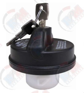 for CHEVROLET Vehicles LOCKING Gas Cap for Fuel Tank 10511 w// Keys