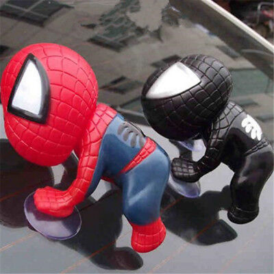 Car Decoration Doll Interior Decoration Spider Iron Man Douyin Same Doll US