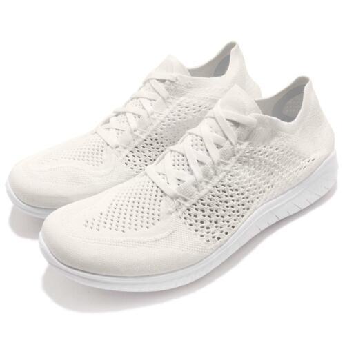 deportivas para Zapatillas 942838 2018 Nike White Rn Free 103 Flyknit Triple hombre FCwTCUqAx