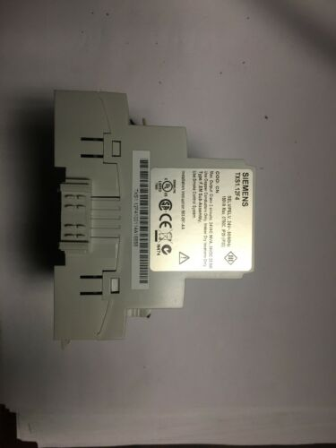 SIEMENS TXS1.12F4 I//O POWER SUPPLY