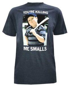 13d5d489 The Sandlot You're Killing Me Smalls Logo T-Shirt Tee Shirt Smalls ...