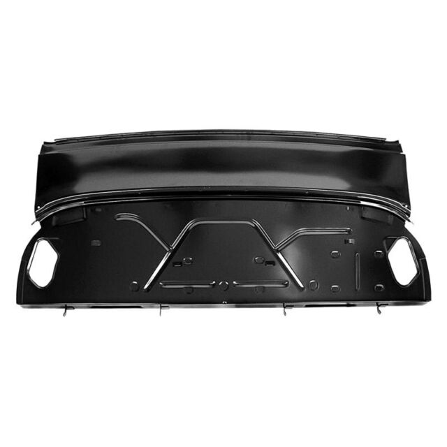 1771C 65-66 Impala Rear Compartment to Front of Trunk Deck Lid Filler Panel