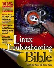 Linux Troubleshooting Bible-ExLibrary