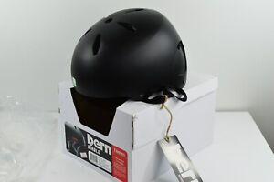 Bern Diablo Tween Summer EPS Matte Black Large Helmet Cycling ThinShell