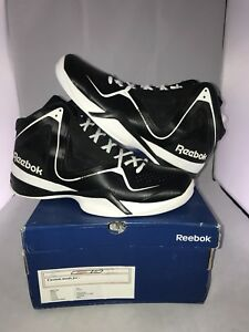 ed375cc98cf0 Reebok Men s Pumpspective Omni Silver Basketball Shoes The Pump Size ...