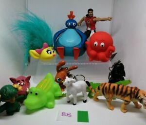 Bundle-Toy-Figures-Boys-Girls-Pocket-Money-Trolls-Action-joblot-BB