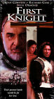 First Knight VHS 1995 Factory Sean Connery Richard Gere