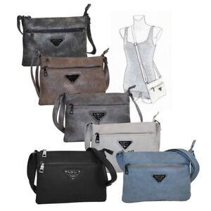 Details zu Jennifer Jones Damen Umhängetasche Handtasche Ausgehtasche klein