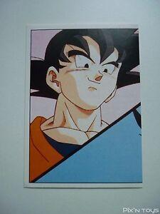 Autocollant Stickers Dragon Ball Z Part 6 N°165 Panini 2008