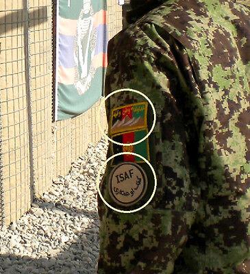 Isaf SchüTtelfrost Und Schmerzen Ana Sp Ops Kandahar Whacker Jsoc Afghanen National Armee Apu Ssi