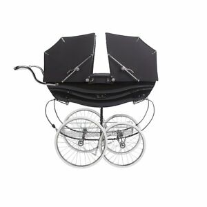 FULLY BREATHABLE COACH PRAM DELUXE SAFETY MATTRESS for Silver Cross Kensington