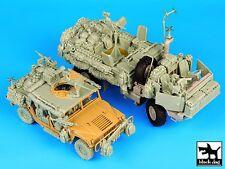 Black Dog 1/35 M1078 LMTV War Pig + HUMVEE Special Forces Conversion Sets T35078