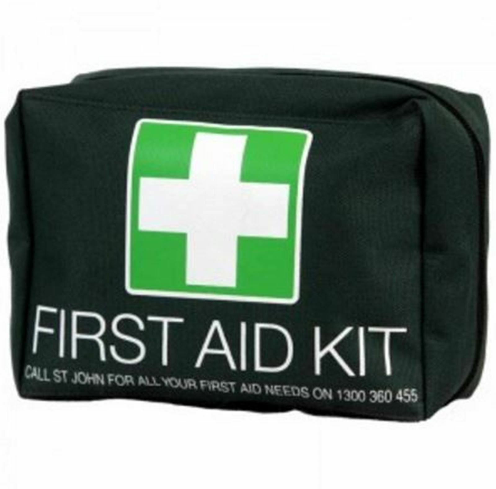 Nuevo Kit de ocio St John Personal Resistente al Agua Primeros Auxilios aventuras al aire libre