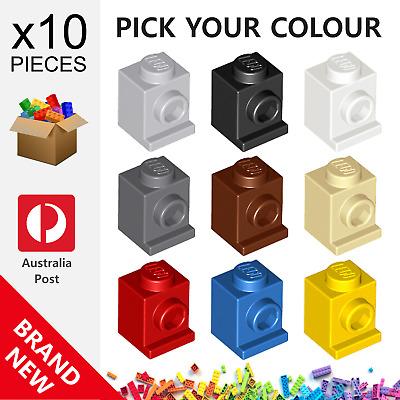Modified 1 x 1 with Headlight Bricks 10x Genuine LEGO™ 4070 30069 35388 New