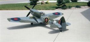 DE HAVILLAND D.H 98 MOSQUITO PR Mk XVI Spannweite 2057 mm Modellbauplan RC