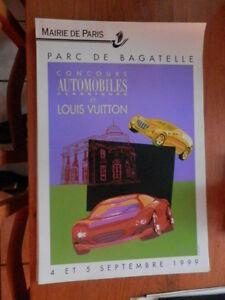rare-affiche-RAZZIA-automobiles-1999-original-louis-vuitton