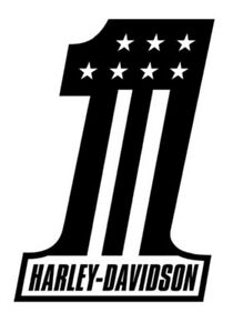 Harley-Davidson Vinyl Decal